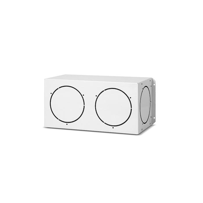 Horizontal dehumidifier accessories