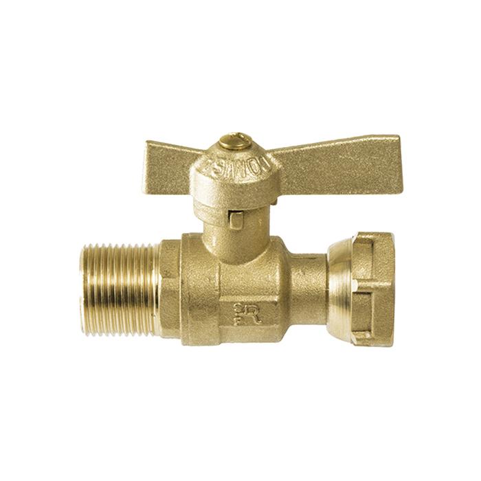 Ball valves for water meter
