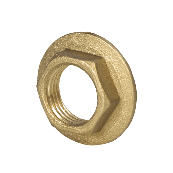 Compression fittings for copper pipe