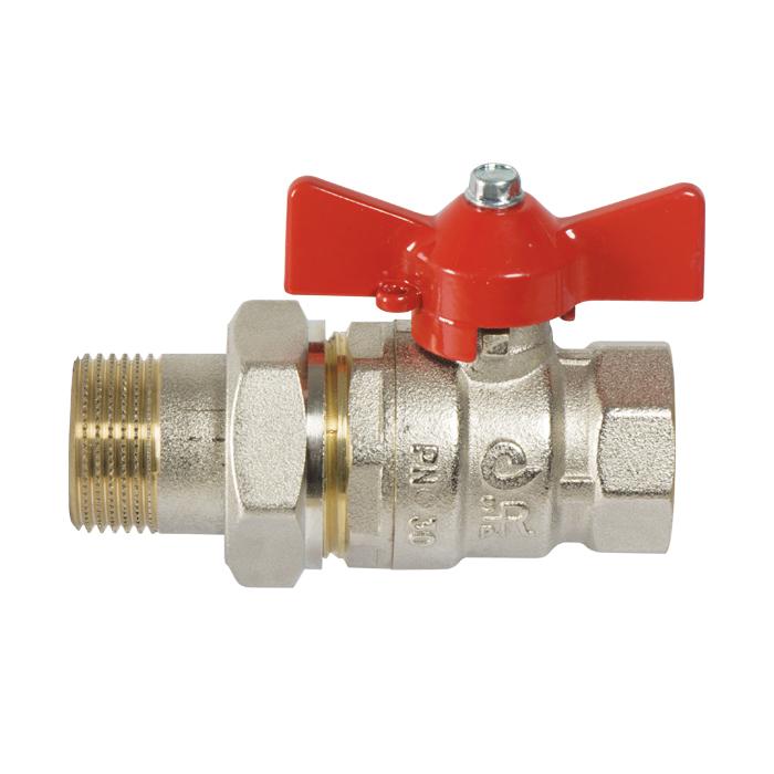 Ball valves for manifolds